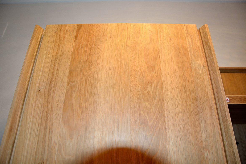Lucratura usa realizata din lemn masiv stejar natur