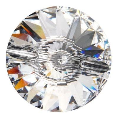 Buton cristal swarovski sticla originali de diametru 27 mm min
