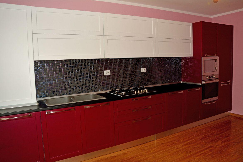 Bucătăria cu Muchii Moderne