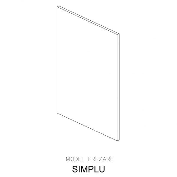 Model Frezare Simplu 2