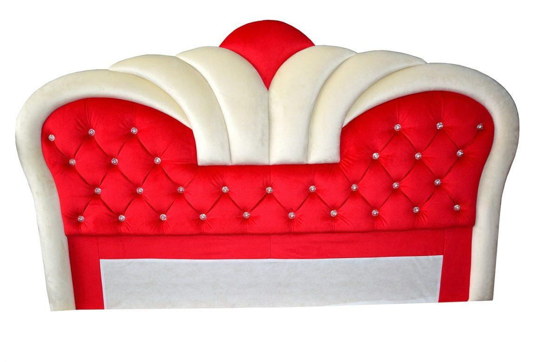 Model tablie pat Queen cu cristale swarovski si stofa Casablanca 2309 Casablanca 2301 min