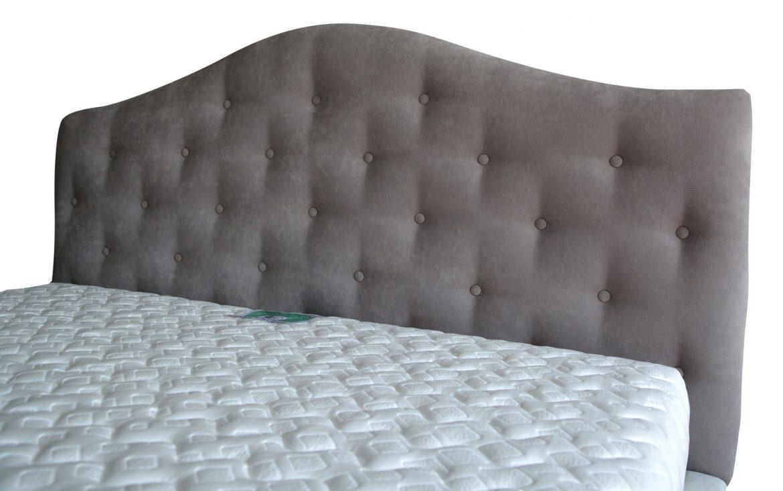 Tablie de pat tapitat Genova tamponata 160 cu lada depozitare somiera rabatabila din lemn stratificat de fag picioare plastic h8 cm iak.ro min 2