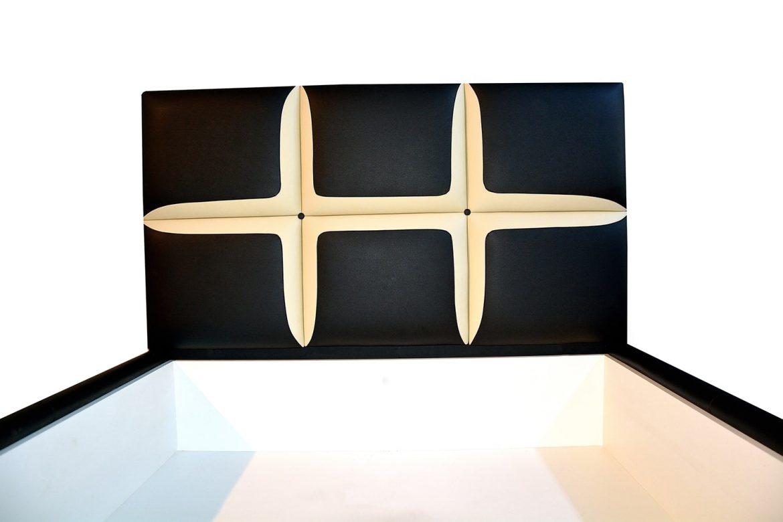 Tablie pat Andora accesorizata cu doua cristale originale swarovski min