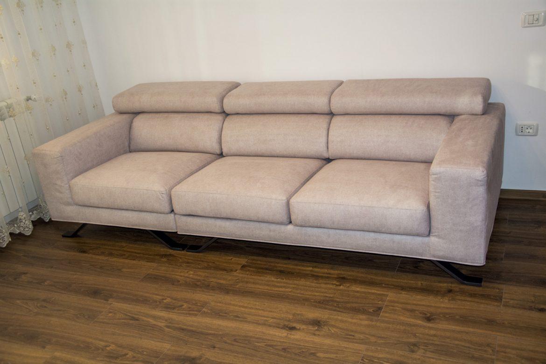canapea moderna din stofa