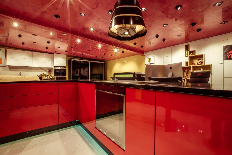 showroom yulmob cu cuptor incorporabil 2