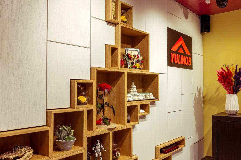 showroom yulmob panou 3d din lemn masiv 2