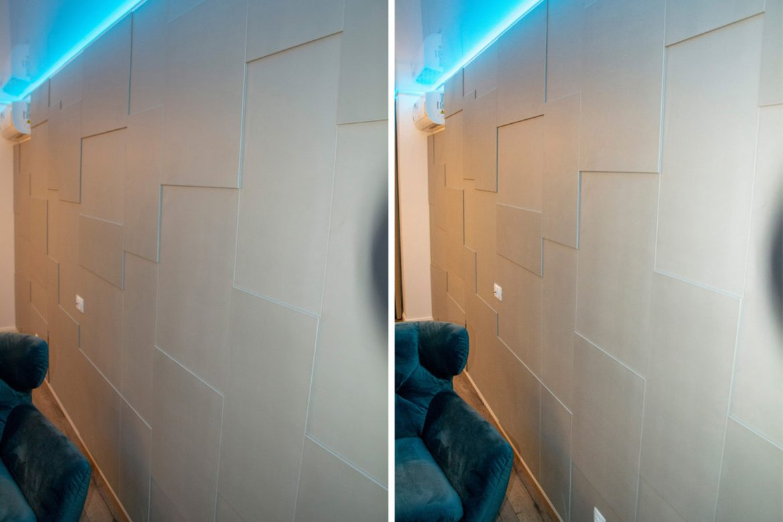 detali perete decorativ 3d din mdf vopsit Casmir 1