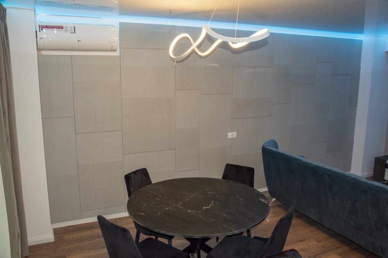 perete modern din mdf vopsit yulmob bacau